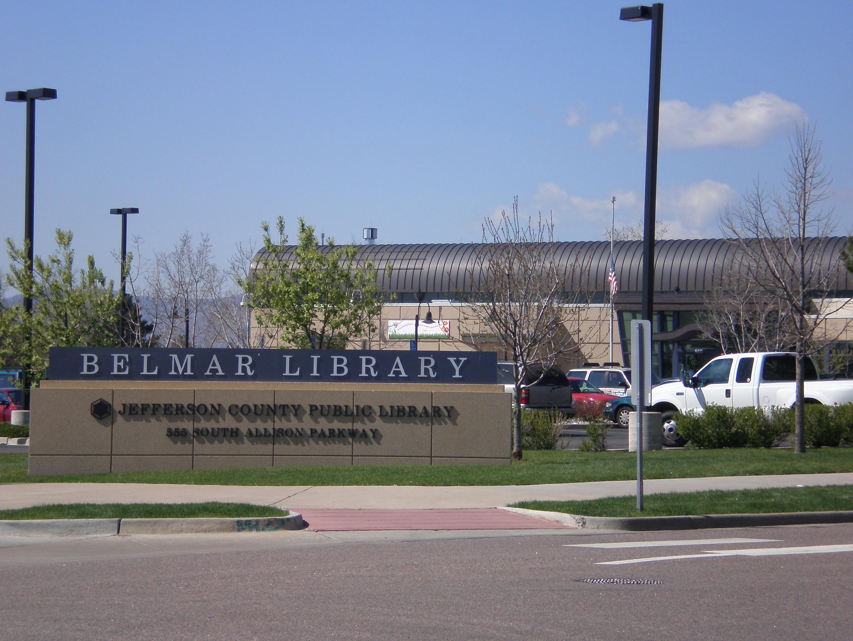 Belmar Library - Branch of Jefferson County Public Library
