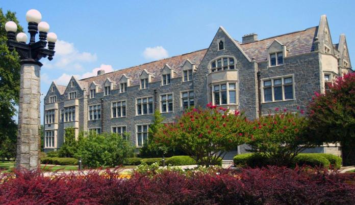 Oglethorpe University - Hearst Hall