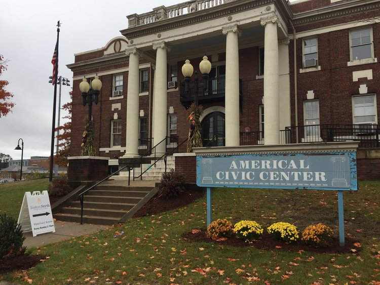 Americal Civic Center