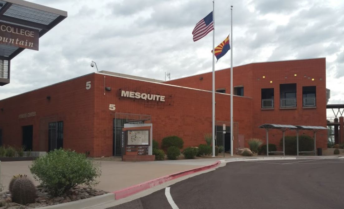 Mesa Community College - Red Mountain Campus - Mesquite Building