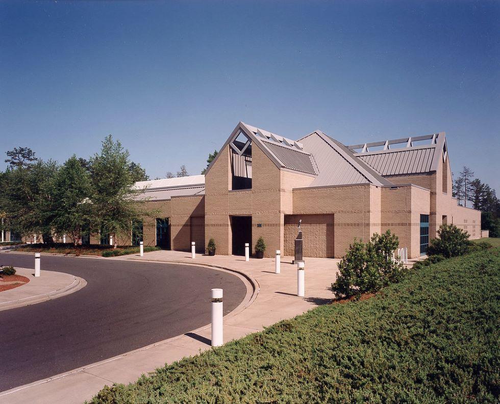 Charlotte Mecklenburg Library - University City Regional